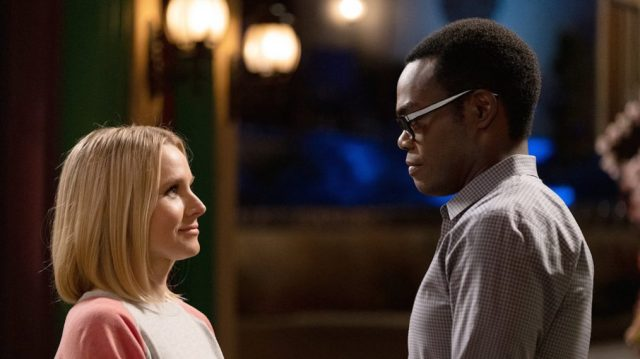 """NUP 187441 0427 1 1014x570 - The Good Place (S04E09) """"Chapter 48: The Answer"""" Fall Finale"""