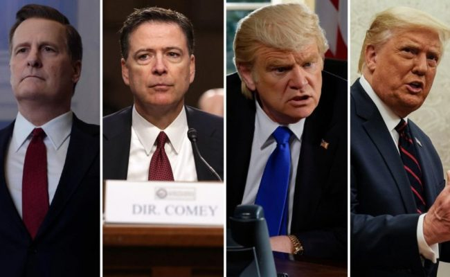 The Comey Rule See The Cast Vs Their Real Life Counterparts Tv Insider