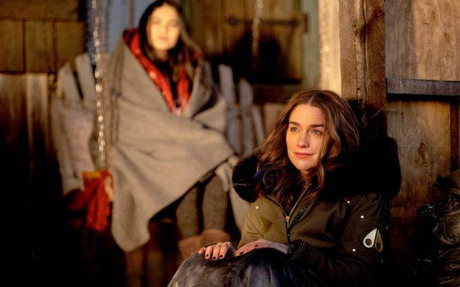 Melanie Scrofano Wynonna Earp Season 4 Episode 5 Wynonna Earp