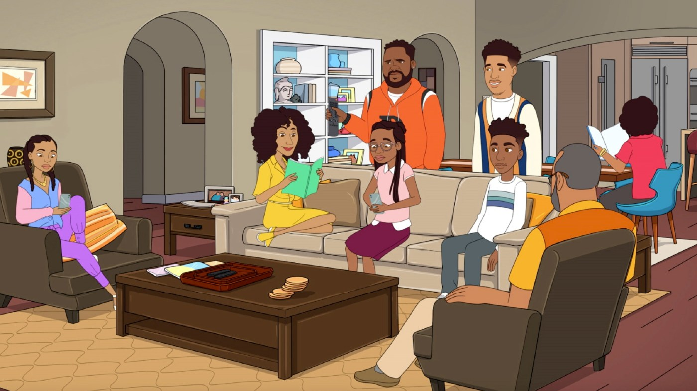 black-ish' Promo Teases Animated Special & More Coming in Season 7 (VIDEO) - TV Insider