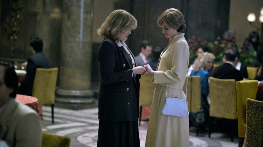 'The Crown': The Real Story Behind Diana & Camilla's Lunch ...