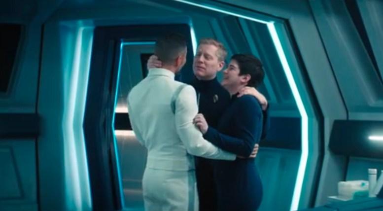 Star Trek Discovery Culber Stamets Adira Season 3 Finale