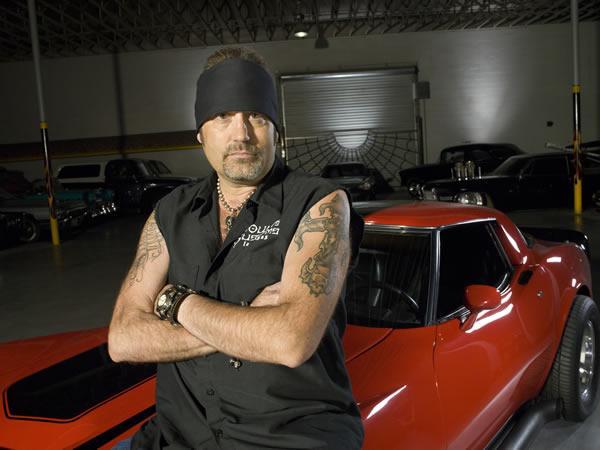 Counting Cars  TV Is My Pacifier