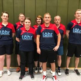 Rückblick des Badminton-Teams des TV Jahn Bad Lippspringe zur Halbserie