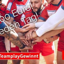 Mit Deiner Unterstützung 1.000 € für den TV Jahn Bad Lippspringe gewinnen
