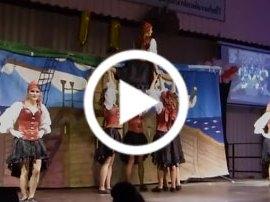 Vierter Platz – Die Tanzgruppe SWIT hat wieder einmal ihr Können unter Beweis gestellt