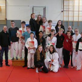 Judo: Erfolgreiche Kreiseinzelmeisterschaften U15 und Kreisturnier U18 in Bad Lippspringe