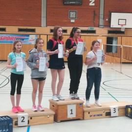 Badminton: Jugend räumt ab!