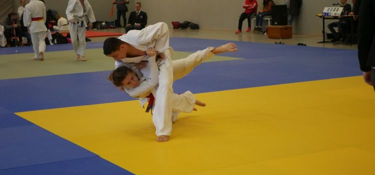 Judo: Eine Hand voll Titel und 3 Tickets zur Westdeutschen