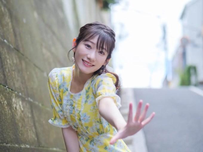 岡咲美保「ハピネス」インタビュー