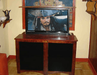DIY TV Lift Cabinet & DIY TV Lift Cabinet Plan   Nexus 21