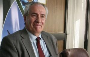 Clifford Paravicini, director de la Autoridad de Fiscalización y Regulación de Telecomunicaciones y Transportes de Bolivia