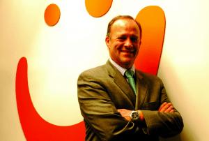 Konrad Burchardt, CEO of TuVes