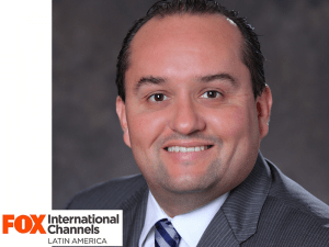 Carlos Martinez, presidente de Fox International Channnels Latin America.