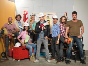 EXTREME MAKEOVER HOME EDITION.