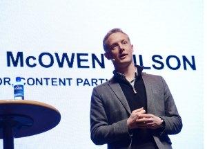 Ben McOwen Wilson, director de YouTube EMEA