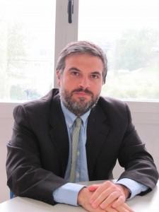 Unai Elósegui , director of Hispavista