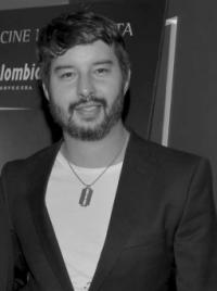 Ricardo Gabrielli, guionista, director y productor. Director de Zambo Dende