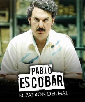 PABLO ESCOBAR EL PATRON DEL MAL
