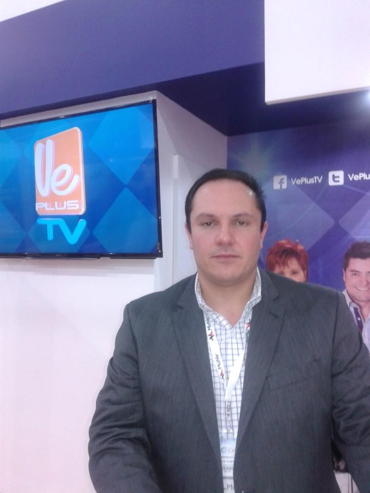 Carlos Cabrera de Cisneros Media Distribution