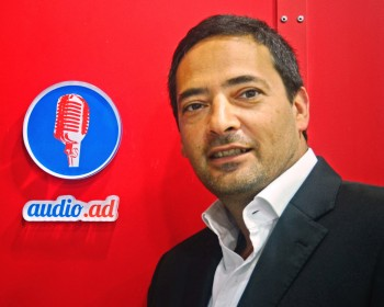 Carlos Cordoba, Managing Director de Audio.Ad