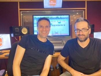 Amit Amrami y Ayal Yishay