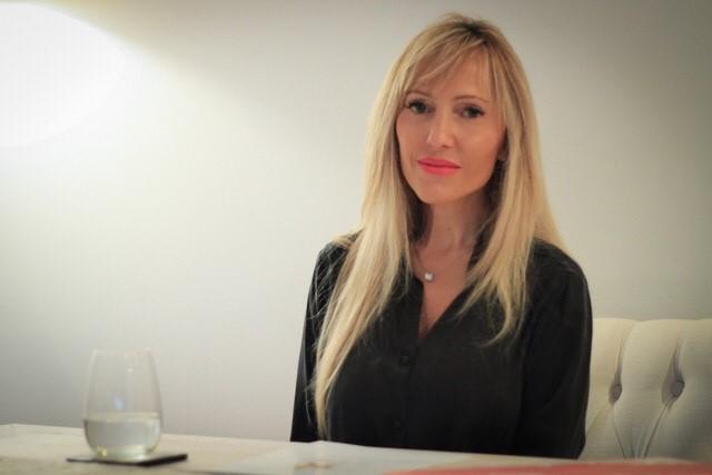 Silvana D'Angelo. CEO GLOWSTAR MEDIA