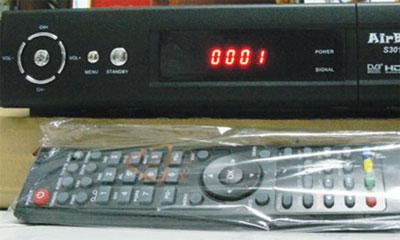 Uganda DVB-T2