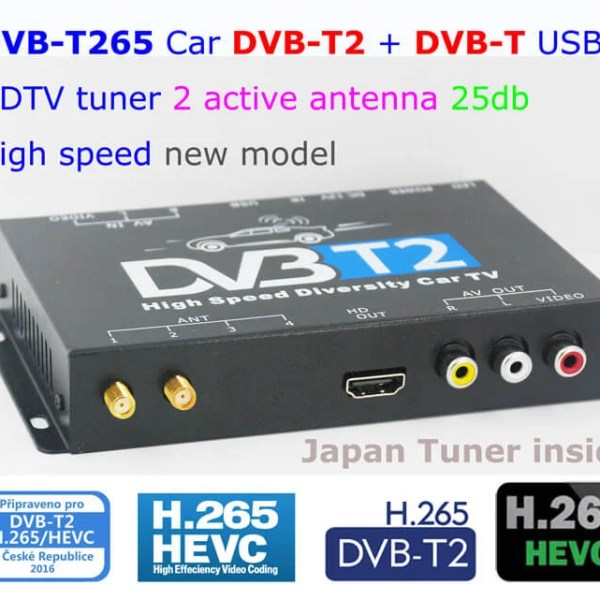 Germany DVB-T2 H.265