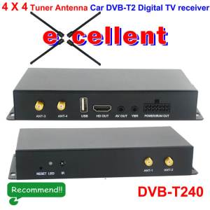 Germany-DVB-T2-H265-4-Tuner-4-Diversity-Antenna-Auto-mobile-receiver