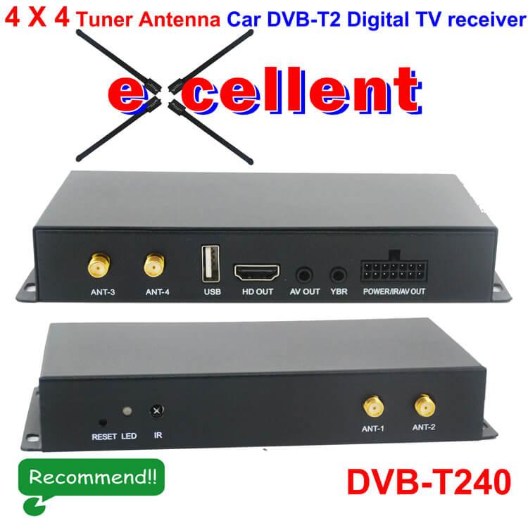 h265 hevc digital receiver