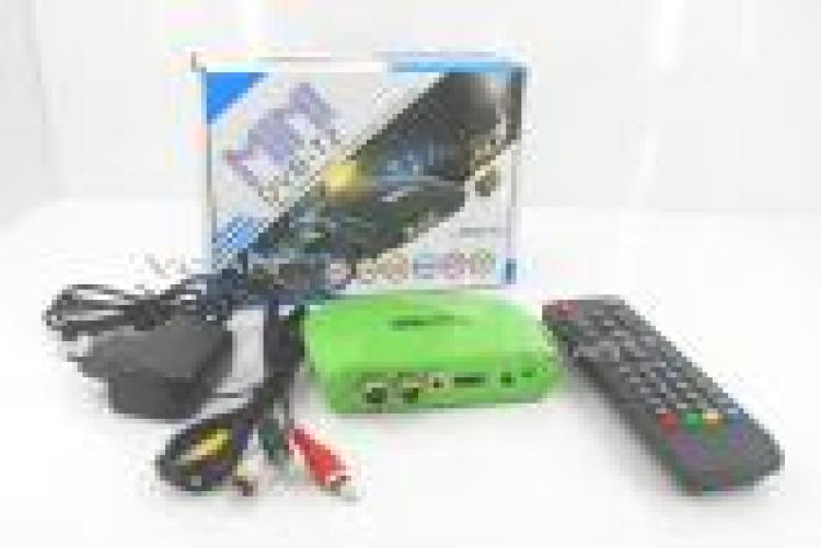 Mini HD DVB T2 Home Set Top Box with USB support PVR and H.264 7501