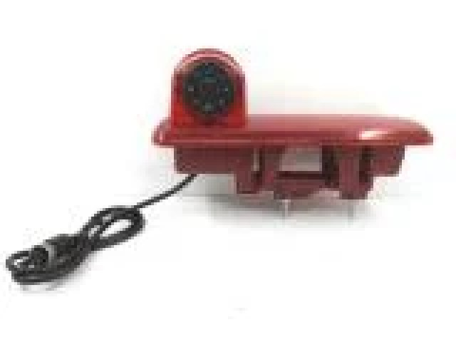 VCAN1337 Waterproof Car CCD CAMERA for OPEL VIVARO with audio night vision IR led 9 -