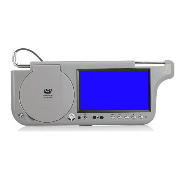 Sun Visor DVD player