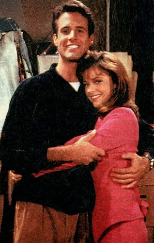 Jake e Macy in Bold and the Beautiful