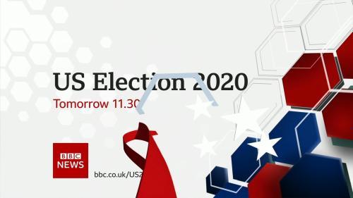 U.S. Election 2020 – BBC News Promo