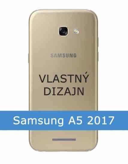 Kryt s fotkou na Samsung A5 2017