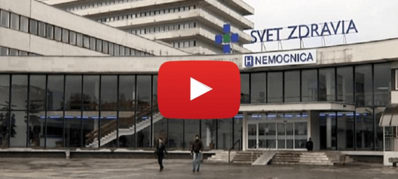 Nemocnica video starostlivosť