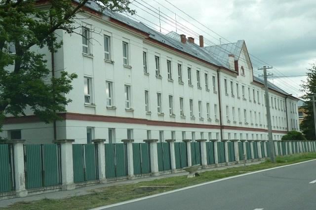 Kasárne Trebišov