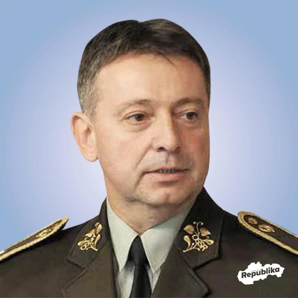 Brigádny generál v.v. PhDr. Jozef Viktorín