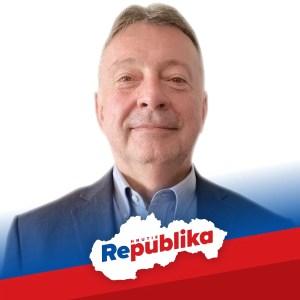 Generál Jozef Viktorín (Republika) – Expert na bezpečnostnú a obrannú politiku, 40 rokov služby: OS SR, MO SR a GŠ .