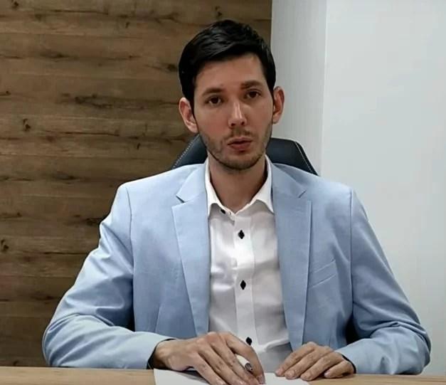 Artur Bekmatov - predseda Socialisti.sk v TVOTV