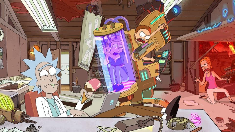 Gravity Falls Wallpapers Hd 1080p Rick And Morty Season 2 Episode 7 Review Quot Big Trouble In