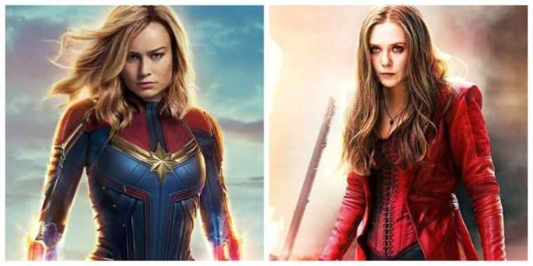 Scarlet Witch vs. Captain Marvel: Who Would Win?