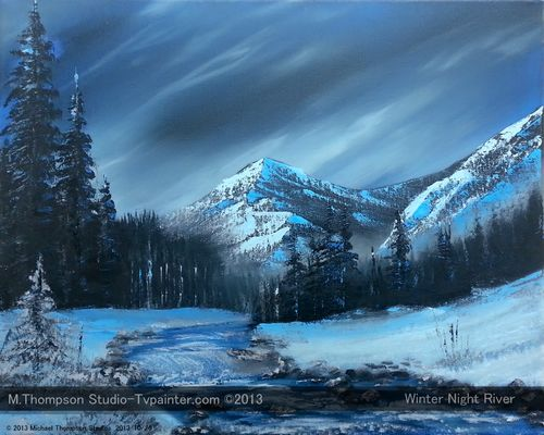 winter-night-river