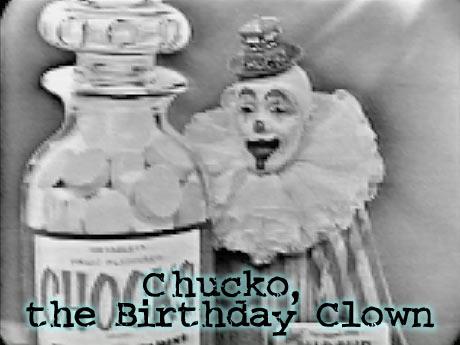 Chucko the Birthday Clown LA Kid Shows TVparty