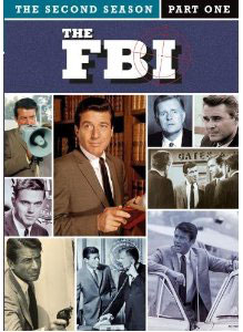 Efrem Zimbalist Jr, / The FBI TV Show