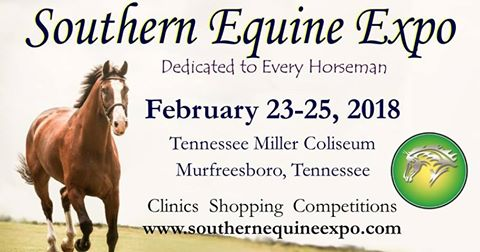 Southern Equine Expo 2018