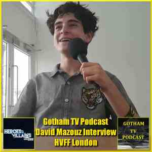 EXCLUSIVE Interview with David Mazouz