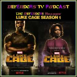 Luke Cage Season One Podcast